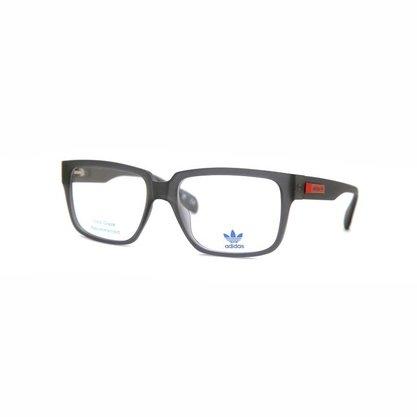 Armação para Óculos Adidas Cinza Fosco