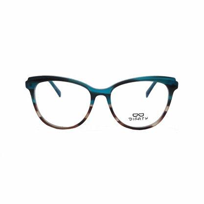 Armação para Óculos DiFaty Azul
