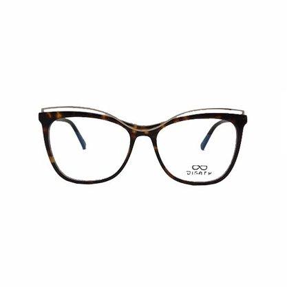 Armação para Óculos DiFaty Marrom
