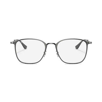 Armação para Óculos Ray Ban Chumbo Metal