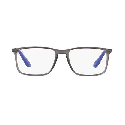 Armação para Óculos Ray Ban Cinza