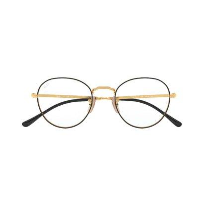 Armação para Óculos Ray Ban Round Metal Ii