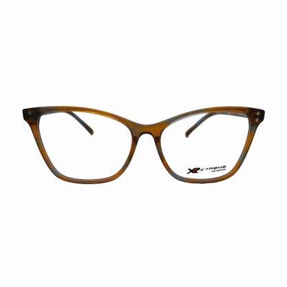 Armação para Óculos de Grau X-Treme Clipon
