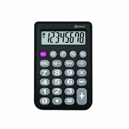 Calculadora Herweg Preta