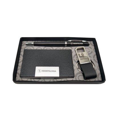 Kit Formatura Caneta/chaveiro/porta Cartão