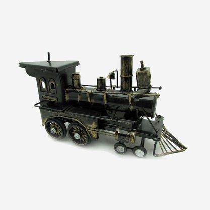 Locomotiva Decorativa Metal