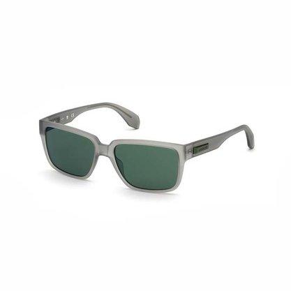 Óculos Solar Adidas Cinza Fosco