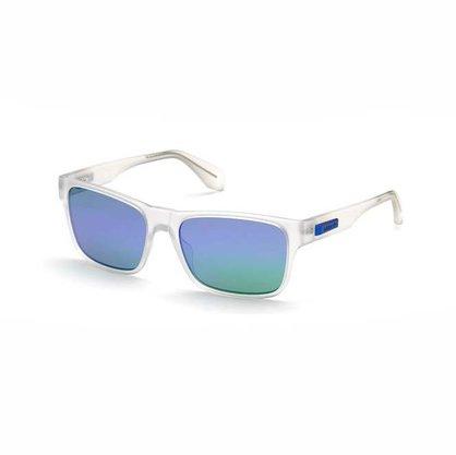 Óculos Solar Adidas Translúcido Fosco