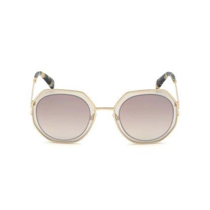 Óculos Solar Just Cavalli Feminino Dourado