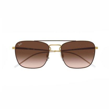 Óculos Solar Ray Ban Dourado