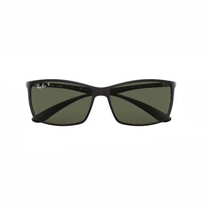 Óculos Solar Ray Ban Preto Polarizado