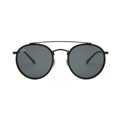 Óculos Solar Ray Ban Round Double Bridge