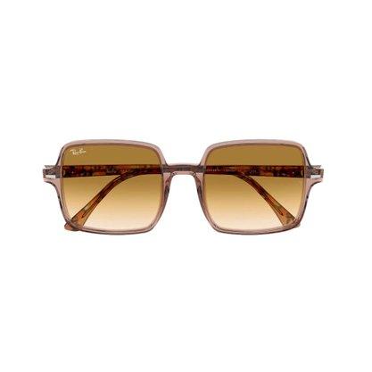 Óculos Solar Ray Ban Square Ii Marrom