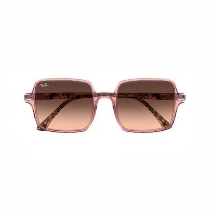 Óculos Solar Ray Ban Square II Rosa