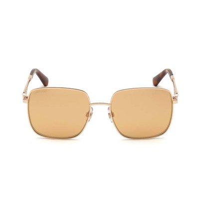 Óculos Solar Swarovski Feminino Dourado