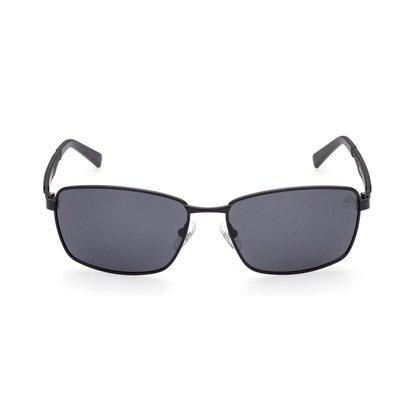 Óculos Solar Timberland Preto Polarizado