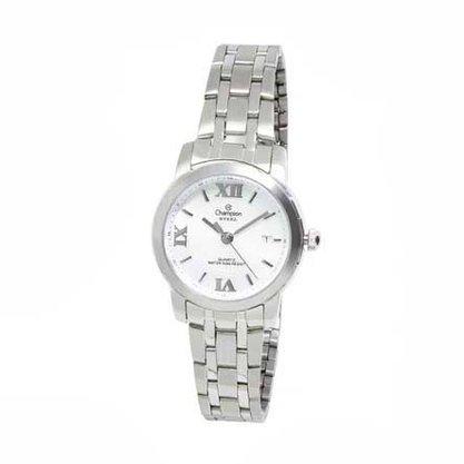 Relógio Champion Feminino Calendário