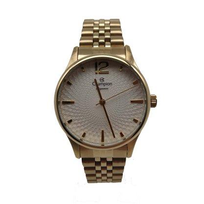Relógio Champion Feminino Elegance Dourado