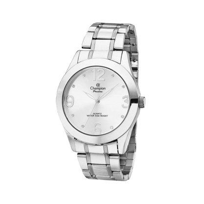 Relógio Champion Lince Passion Prateado
