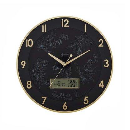 Relógio de Parede Herweg Estação Meteorológica