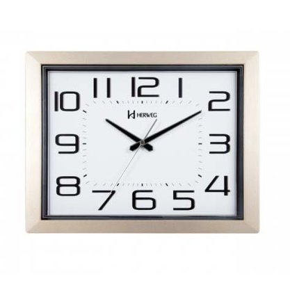 Relógio de Parede Herweg com Números