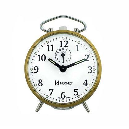 Relógio Despertador Herweg
