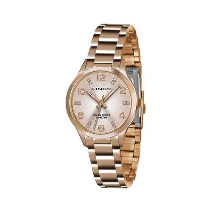 Relógio Lince Feminino Rose