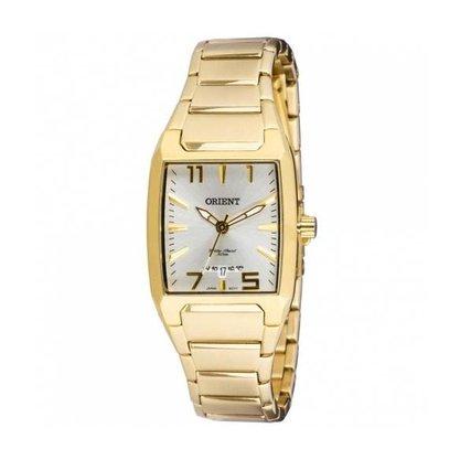 Relógio Orient Feminino Dourado (novo com avarias)