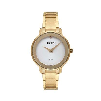 Relógio Orient Feminino Dourado Eternal