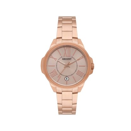 Relógio Orient Feminino Rose Calendário