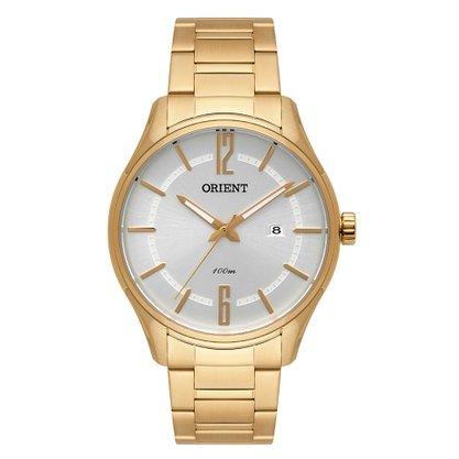 Relógio Orient Unissex Dourado