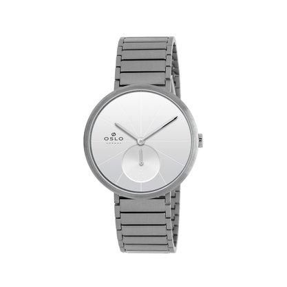 Relógio Oslo Unissex Titanium