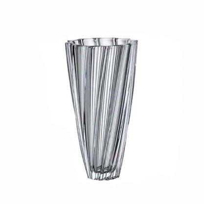 Vaso Bohemia Crystalite Scallop