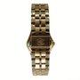 Relógio Champion Unissex Dourado Calendário