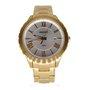 Relógio Orient Masculino Dourado Calendário