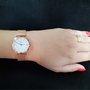 Relógio Oslo Feminino Rose