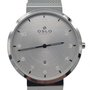 Relógio Oslo Masculino Prata